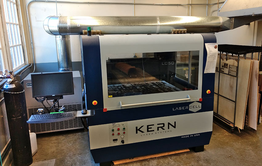 Kern LC50 Laser cell