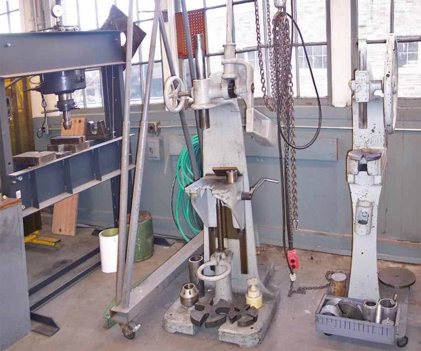 Presses | Mechanical Engineering