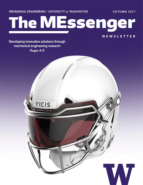 MEssenger autumn 2017 cover