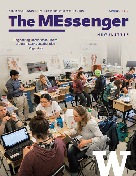 MEssenger spring 2017 cover