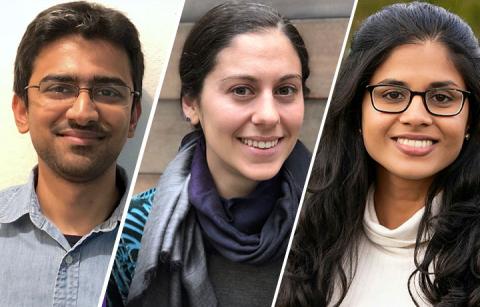 Aniruddh Vashisth, Michelle DiBenedetto, Krithika Manohar